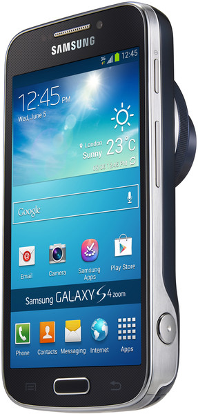 Samsung Galaxy S4 Zoom 4G Black