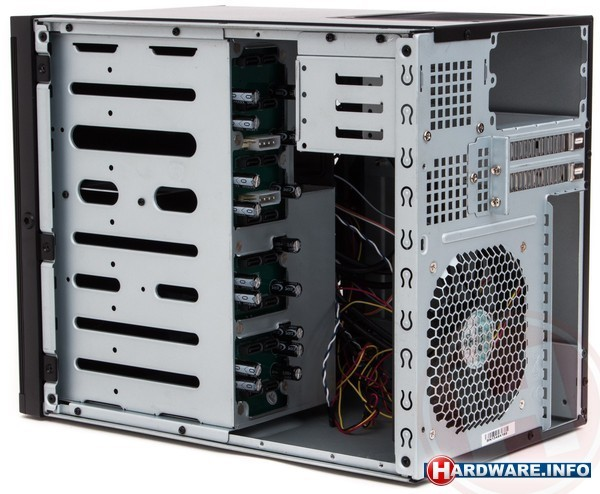 SilverStone DS380
