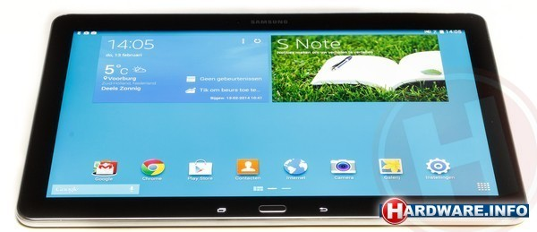 "Samsung Galaxy NotePro 12.2"" Black"