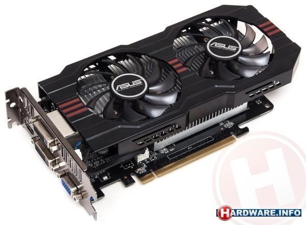 Asus GeForce GTX 750 Ti OC 2GB