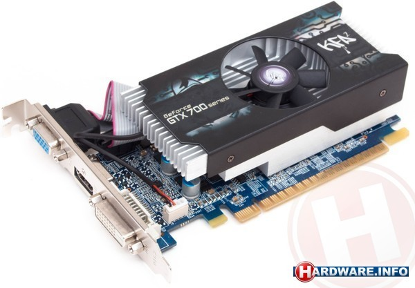 KFA2 GeForce GTX 750 Ti OC 2GB