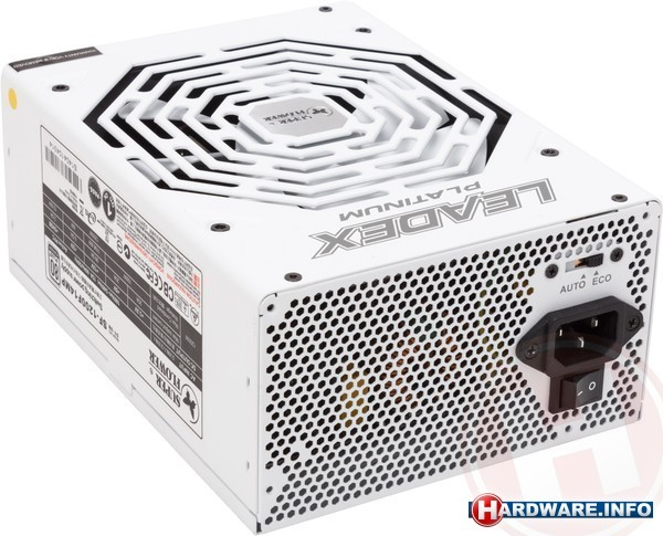 Super Flower Leadex Platinum 1200W White