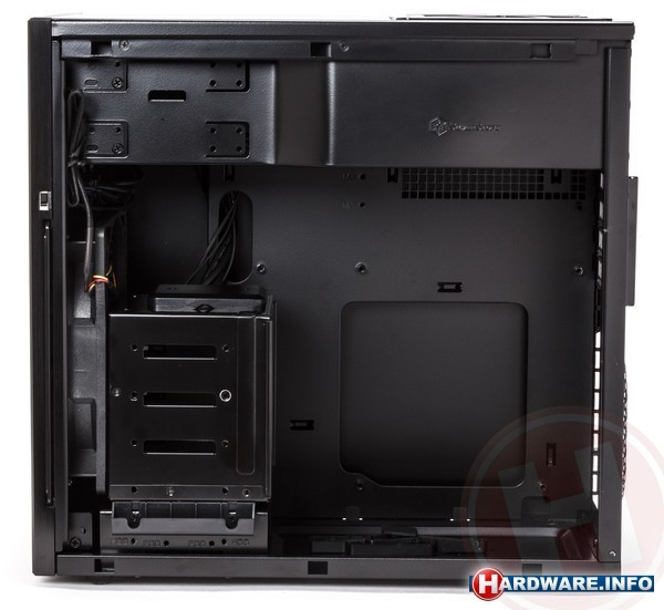 SilverStone Temjin TJ08-E Window