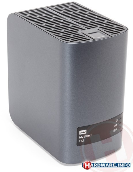 Western Digital My Cloud EX2 8TB