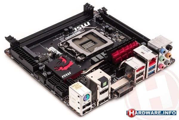 MSI B85I Gaming