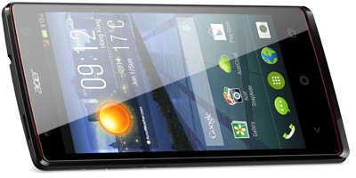 Acer Liquid E3 Duo Black