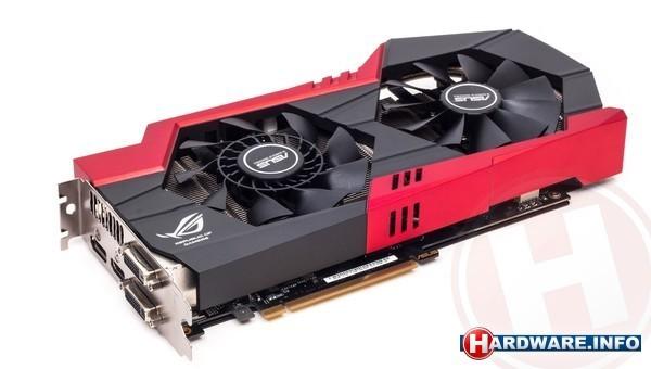 Asus GeForce GTX 760 Striker Platinum 4GB