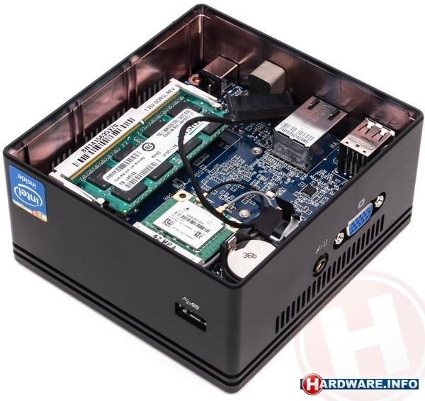 Gigabyte Brix BXBT-2807