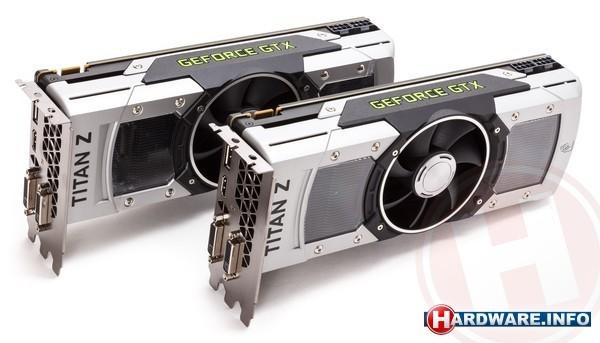 Nvidia GeForce GTX Titan-Z (SLI)