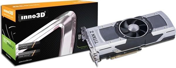 Inno3D GeForce GTX Titan Z 12GB