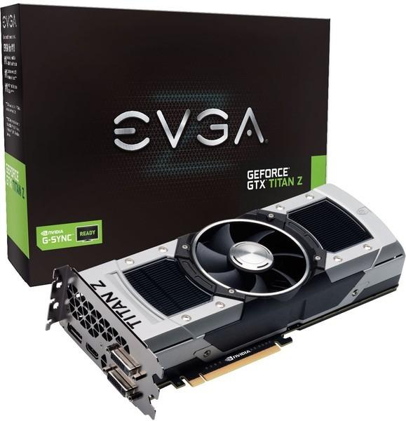 EVGA GeForce GTX Titan Z 12GB