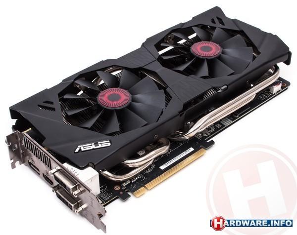 Asus GeForce GTX 780 Strix OC 6GB
