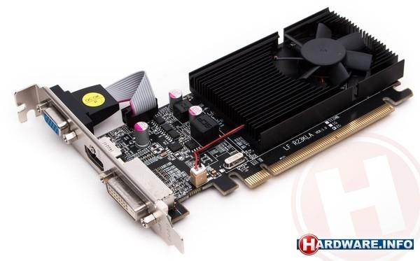 Club 3D Radeon R7 240 LP 2GB
