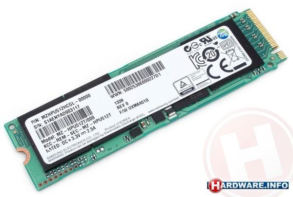 Samsung XP941 512GB