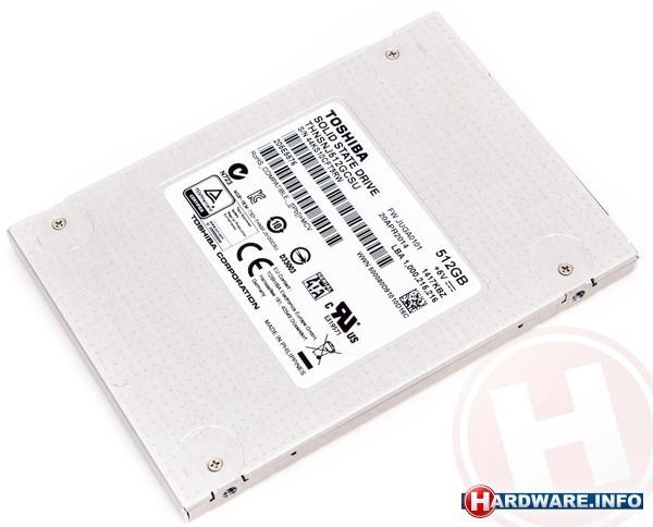Toshiba HG6 512GB (7mm)
