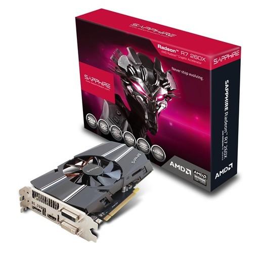 Sapphire Radeon R7 260X 2GB