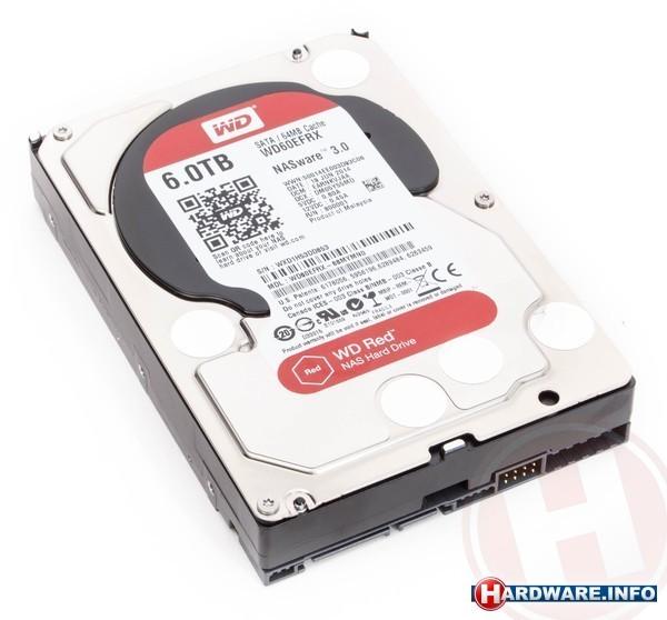 Western Digital Red 6TB (64MB)
