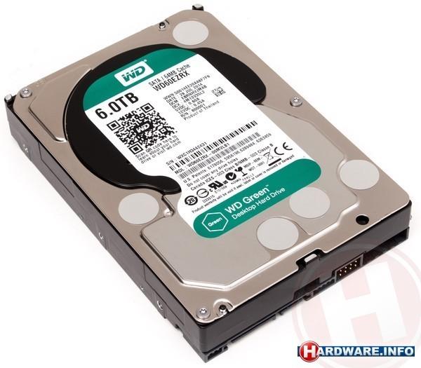 Western Digital Green 6TB