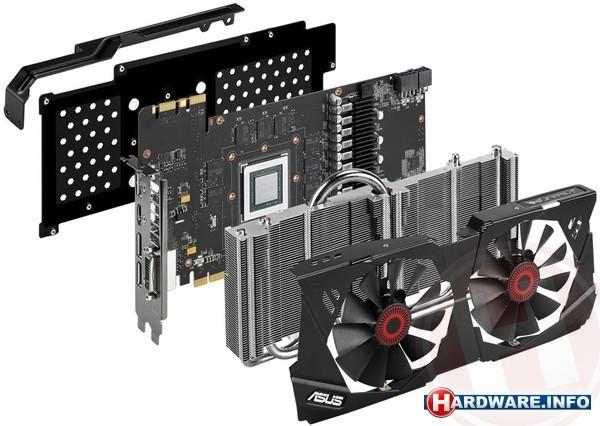 Asus GeForce GTX 980 Strix OC 4GB