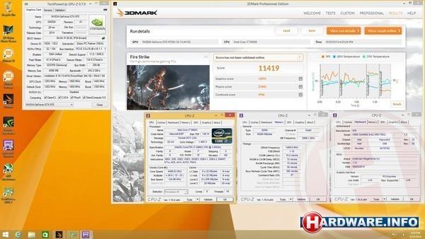 Zotac GeForce GTX 970 AMP! Extreme Edition 4GB