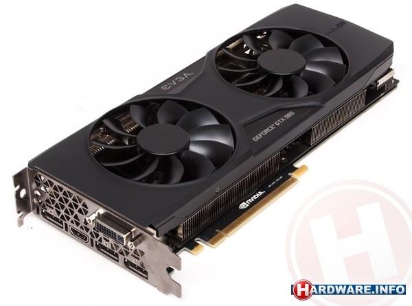 EVGA GeForce GTX 980 Superclocked ACX 2.0 4GB