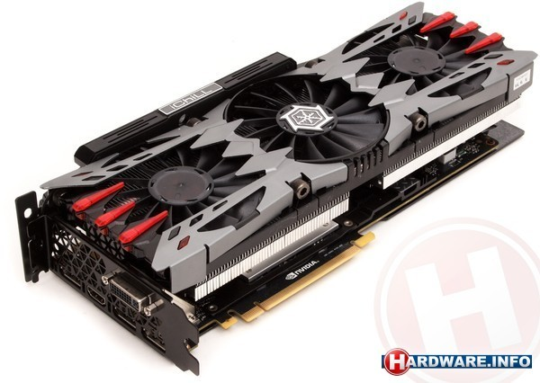 Inno3D GeForce GTX 970 iChill Ultra 4GB