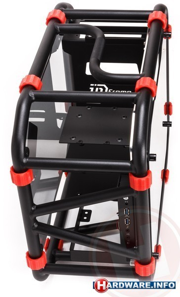 In Win D-Frame Mini Black