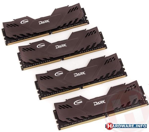Team Dark 16GB DDR4-2666 CL15