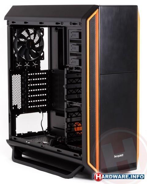 Be quiet! Silent Base 800 Orange