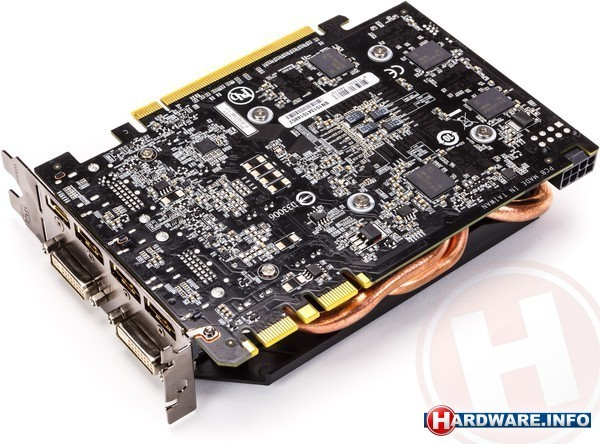 Gigabyte GeForce GTX 970 Mini-ITX OC 4GB