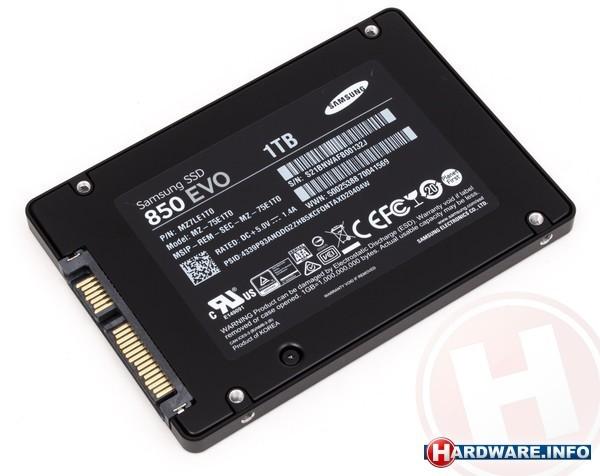 Samsung 850 Evo 1TB