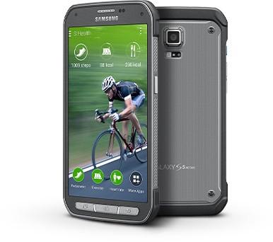 Samsung Galaxy S5 Active Silver