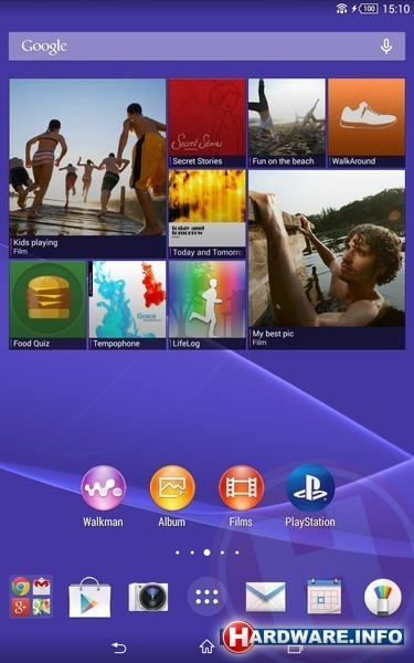 Sony Xperia Z3 Tablet Compact 16GB White