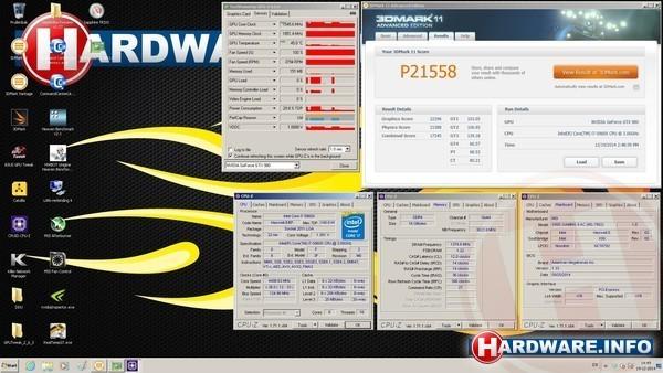 Asus GeForce GTX 980 Poseidon Platinum 4GB