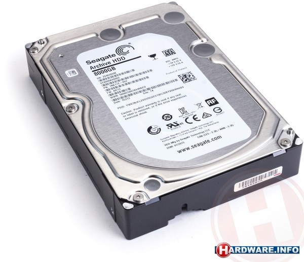 Seagate Archive HDD 8TB