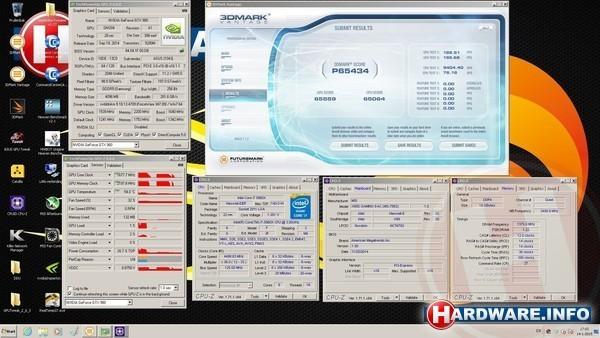 Asus GeForce GTX 980 Matrix Platinum 4GB