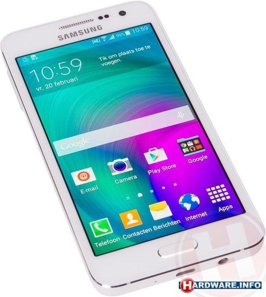 Samsung Galaxy A3 White