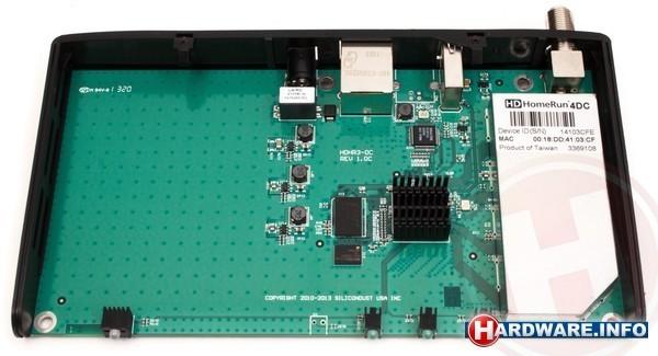 SiliconDust HDHomeRun 4DC