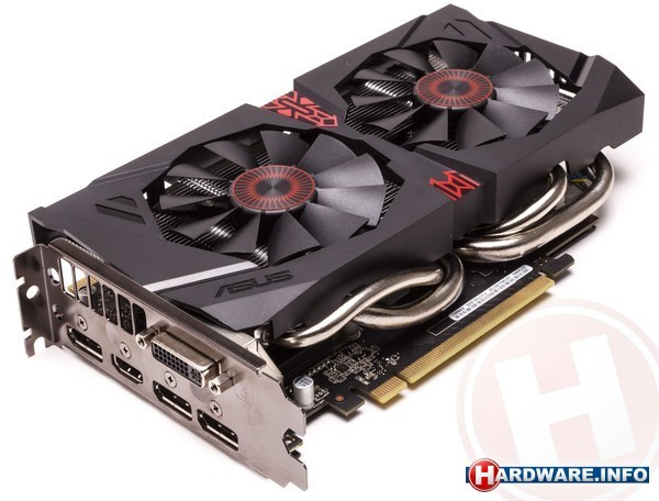 Asus GeForce GTX 960 Strix OC 2GB