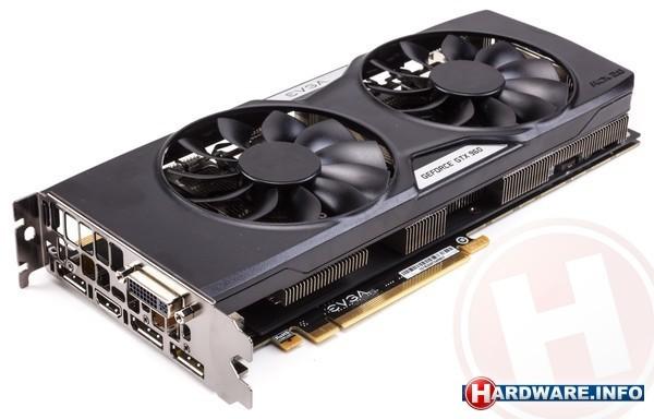 EVGA GeForce GTX 960 SSC ACX 2.0+ 2GB