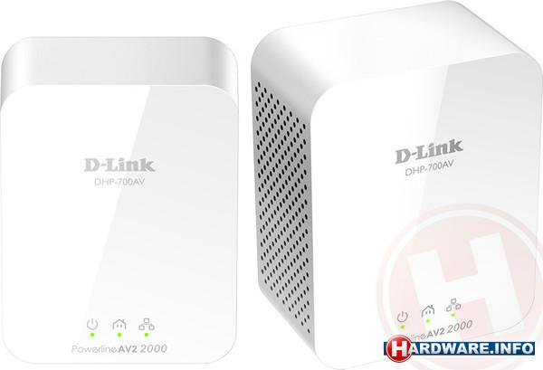 D-Link DHP-701AV
