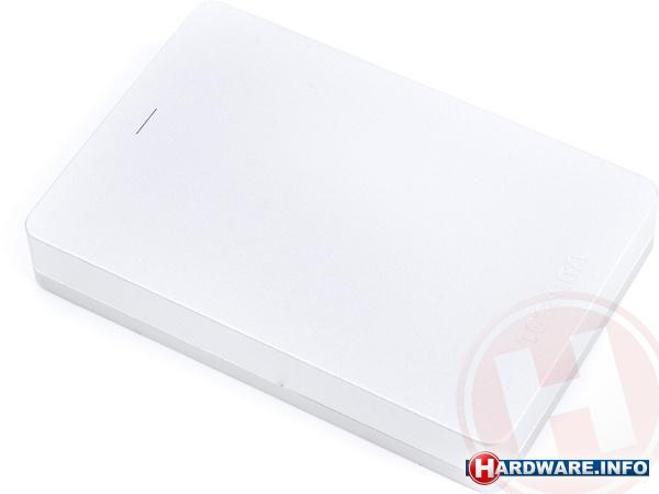 Toshiba Canvio Alu 3S 2TB Silver