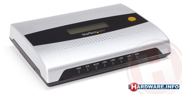 StarTech.com 300Mbps Wireless-N Guest WiFi Access Point / Account Generator