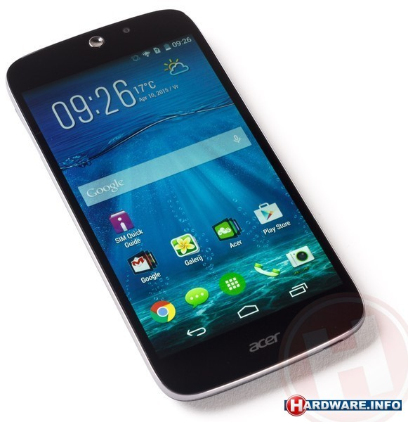 Acer Liquid Jade Z Duo Black