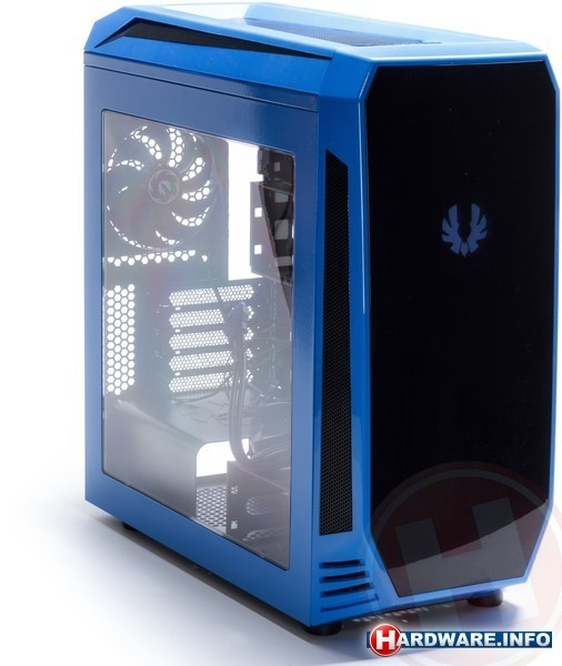 Bitfenix Aegis Window Black/Blue