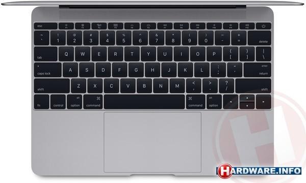 """Apple MacBook 12"""" Retina Space Grey (MJY32N/A)"""