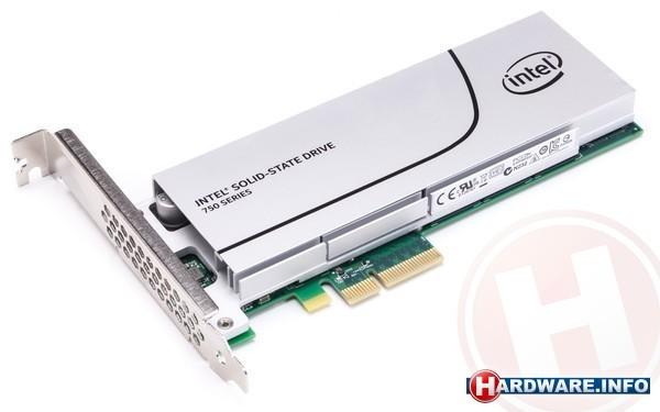 Intel 750 Series 1.2TB (PCIe x4)