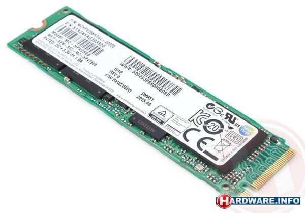Samsung SM951 256GB (AHCI)