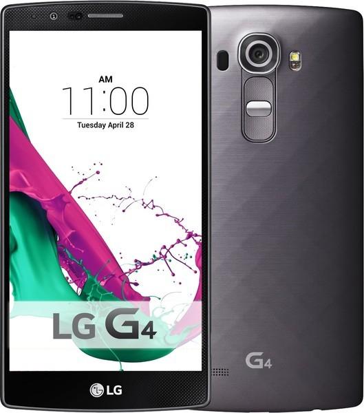 LG G4 Black