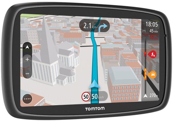 TomTom Go 6100 World
